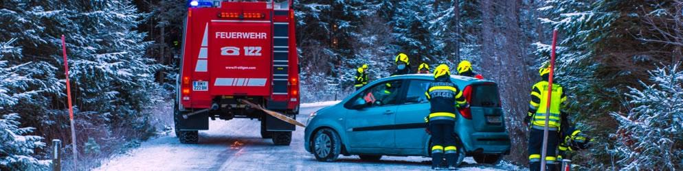 Verkehrsunfall Buchberg