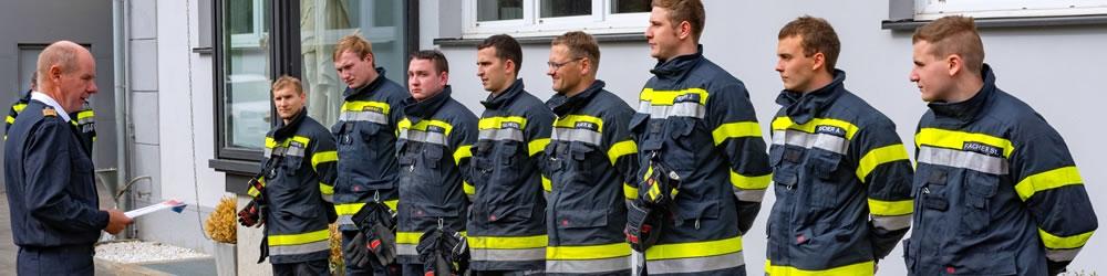 Atemschutzleistungsprüfung in Kapfenberg